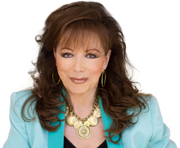 Jackie Collins Headshot